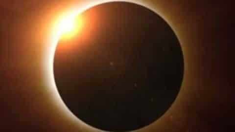 उद्याचे सूर्यग्रहण अद्भूत -ज्योतिषी दावा