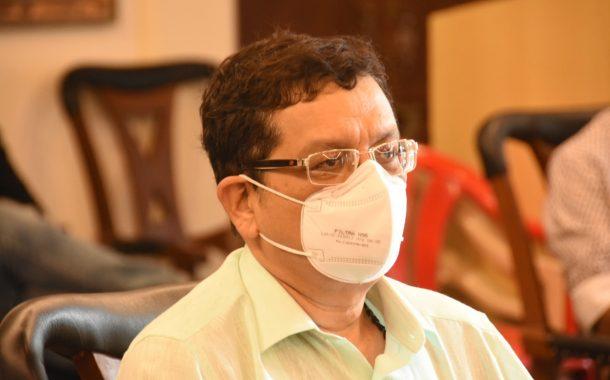 कोरोना संसर्ग प्रतिबंधाकरीता लोकसहभाग महत्त्वाचा                                                        -विभागीय आयुक्त डॉ.दिपक म्हैसेकर