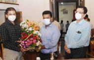 सर्वसामान्य माणूस 'केंद्रबिंदू' मानून काम केले- विभागीय आयुक्त डॉ. म्हैसेकर