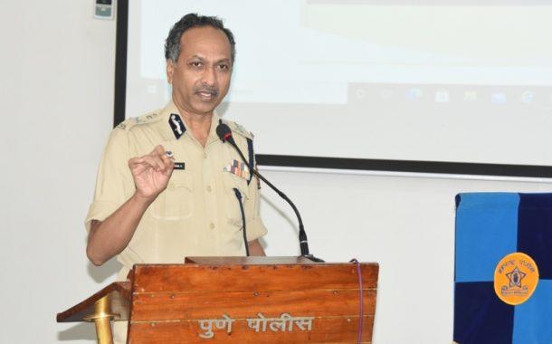 प्लाझ्मा दान करण्यासाठी प्रत्येकाने पुढे यावे-पोलीस आयुक्त डॉ.के.व्यंकटेशम