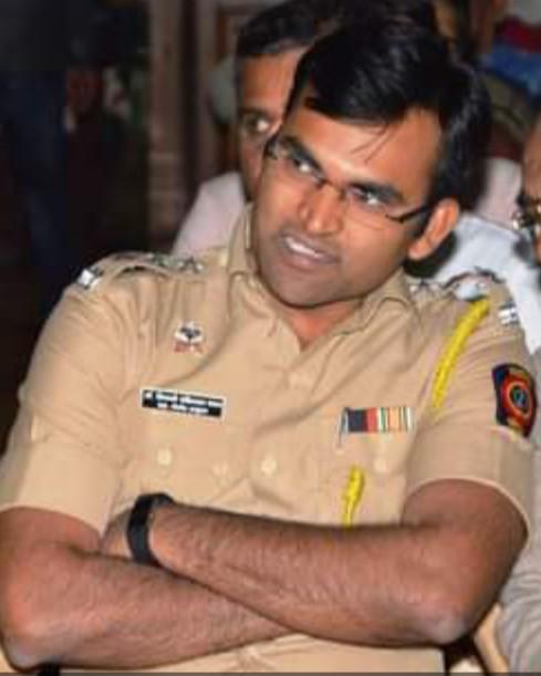 सहायक पोलीस आयुक्त डॉ. शिवाजी पवार यांना केंद्रीय गृहमंत्री पदक जाहीर