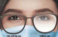 टायटनच्या आयप्लसच्या नवीन अँटी-फॉग लेन्सेस डोळ्यांना देतात आराम आणि सुस्पष्ट दृष्टी