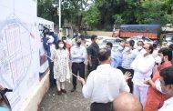 'जम्बो कोविड केन्द्रा'चे काम तातडीने पूर्ण करा  - उपमुख्यमंत्री अजित पवार यांचे निर्देश