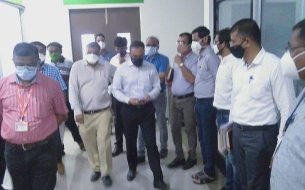 जिल्हाधिकारी डॉ. राजेश देशमुख यांनी केली इंदापूर, बारामती आणि पुरंदर तालुक्यातील कोरोना प्रतिबंधासाठीच्या उपाययोजनांची प्रत्यक्ष पाहणी