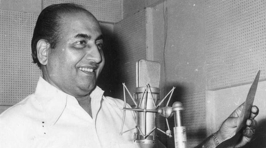 लोकप्रिय गायक दिवंगत  पद्मश्री मोहम्मद रफी यांचा  मरणोत्तर भारतरत्न 'किताबाने गौरव व्हावा - केंद्रिय राज्यमंत्री रामदास आठवले