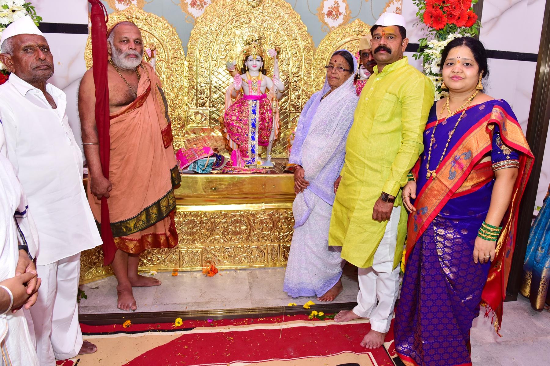 हिंजवडीच्या राम मंदिरात उद्या खिरापत वाटप