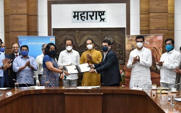 सिंधुदूर्ग जिल्ह्यातील जमीन हस्तांतरणाबाबत एमटीडीसी आणि हॉटेल ताजमध्ये सामंजस्य करार