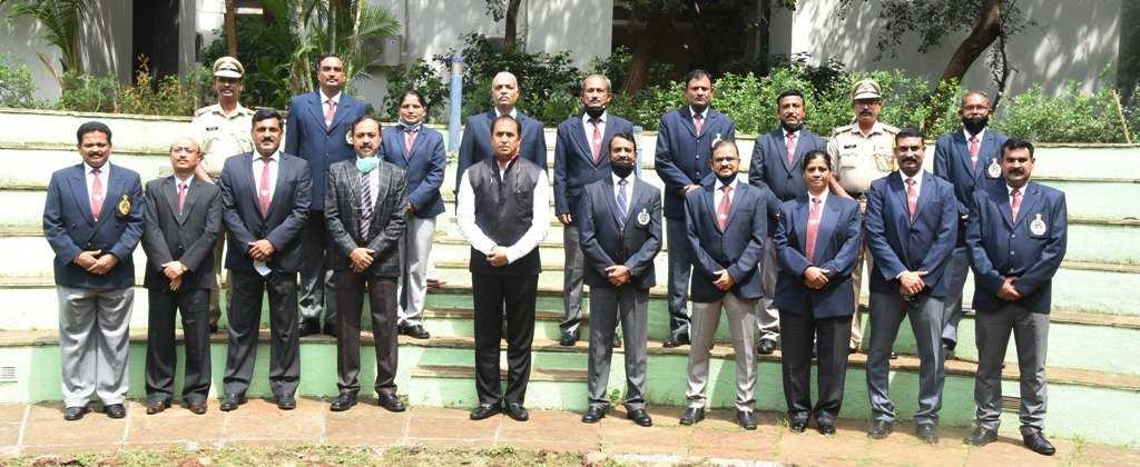 महाराष्ट्र गुप्तवार्ता प्रबोधिनीस सर्वतोपरी मदत - गृहमंत्री अनिल देशमुख