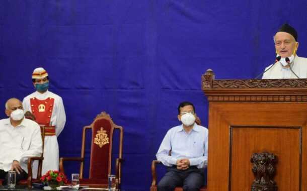 मानवतेची सेवा करणाऱ्या कोविड योद्ध्यांचे कार्य अभिनंदनीय – राज्यपाल भगत सिंह कोश्यारी