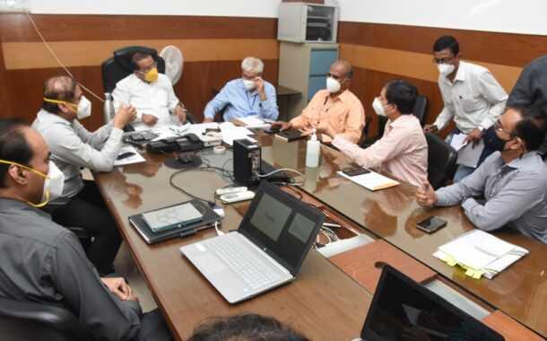ससून रुग्णालयातील रिक्त पदे भरण्याची प्रक्रिया गतीने पूर्ण करावी -आरोग्य मंत्री राजेश टोपे