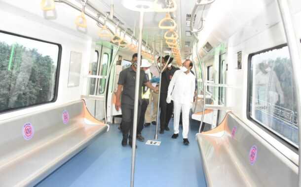 उपमुख्यमंत्री अजित पवार यांनी केली पुणे मेट्रोच्या कामाची पाहणी(व्हिडीओ आणि फोटो पहा )