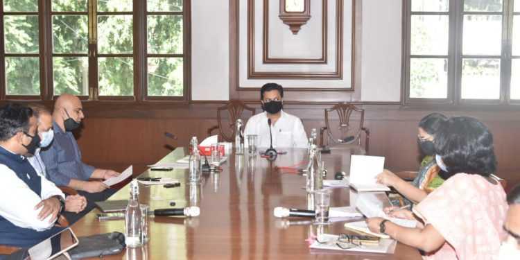 सिनेमागृहे, नाट्यगृहे सुरु करण्याबाबत शासन सकारात्मक – सांस्कृतिक कार्यमंत्री अमित देशमुख