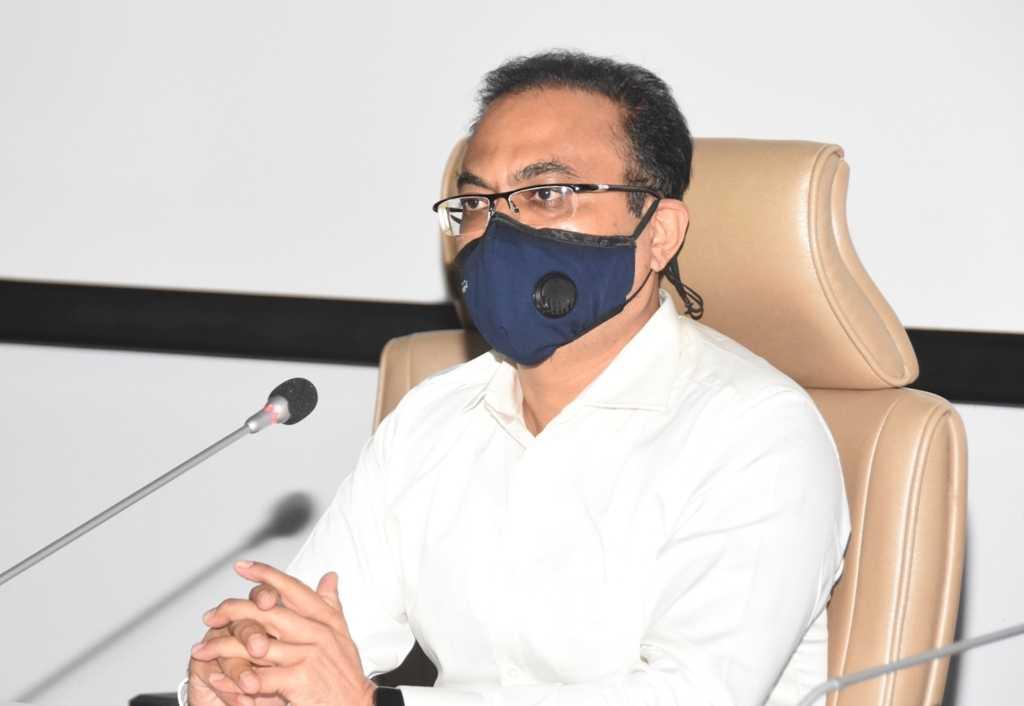 सर्वसामान्य नागरिकांची कामे मार्गी लागण्यासाठी 'माझे संकलन, माझी जबाबदारी' मोहिम महत्त्वपूर्ण -जिल्हाधिकारी डॉ. राजेश देशमुख