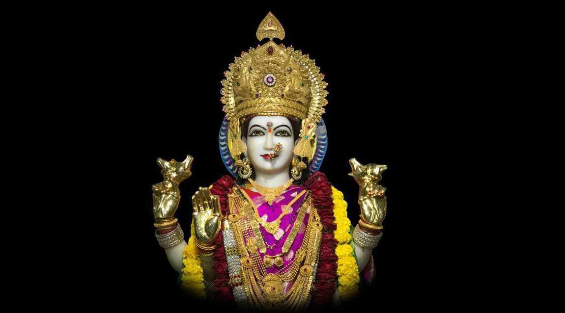श्री लक्ष्मीमाता मंदिरात घटस्थापना संपन्न (व्हिडीओ)