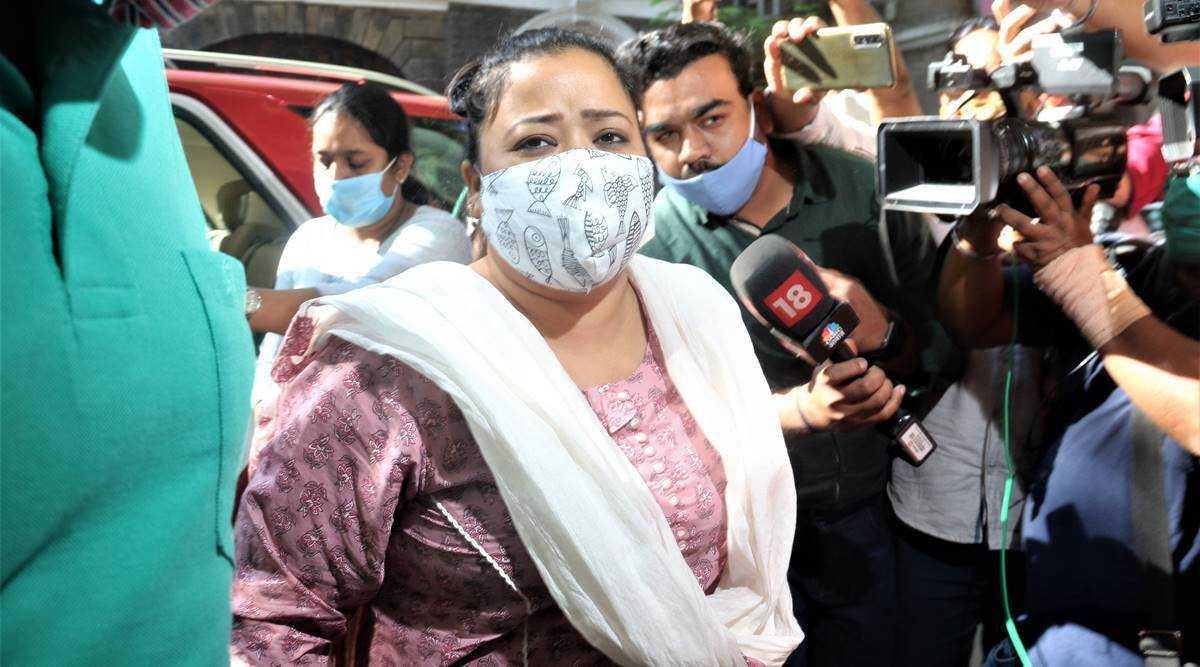 कॉमेडियन भारती सिंहला एनसीबी  कडून अटक