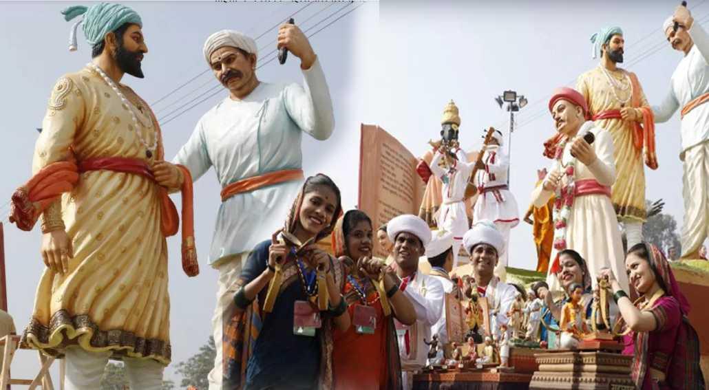 प्रजासत्ताक दिनासाठी महाराष्ट्राचा 'वारकरी संतपरंपरा' चित्ररथ सज्ज