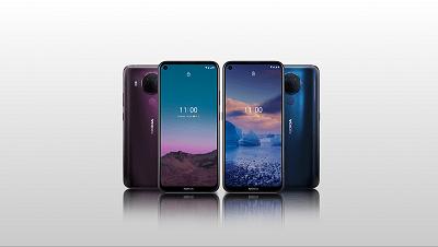 'नोकिया 5.4 स्मार्टफोन'ची भारतात विक्री सुरू