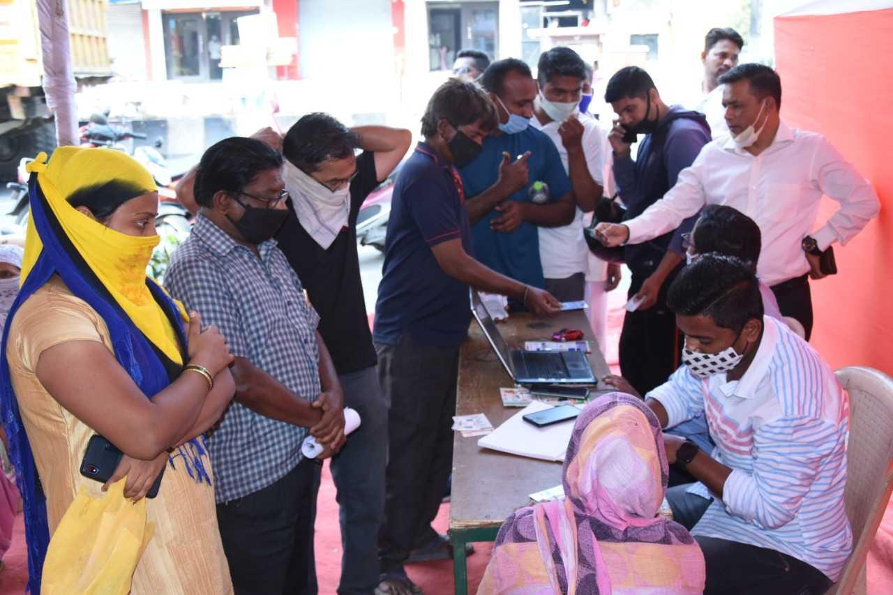 महाविकास आघाडीचे सरकार बिना कामाचे : रवींद्र साळेगावकर