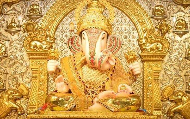 अंगारकी चतुर्थीला 'दगडूशेठ' गणपती मंदिर दर्शनासाठी बंद