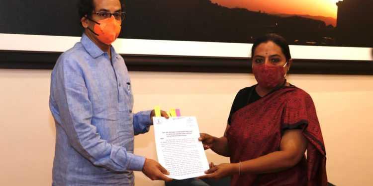 दीपाली चव्हाण आत्महत्या प्रकरणी अप्पर प्रधान मुख्य वनसंरक्षक श्री.रेड्डी निलंबित