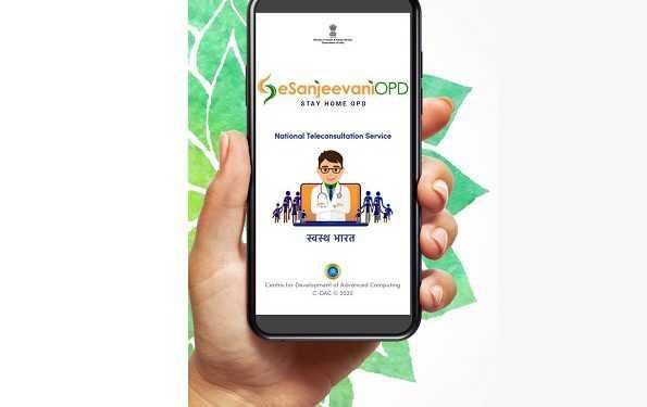 ई-संजीवनी ऑनलाईन ओपीडी सेवेचा राज्यात ३८ हजार रुग्णांनी घेतला लाभ