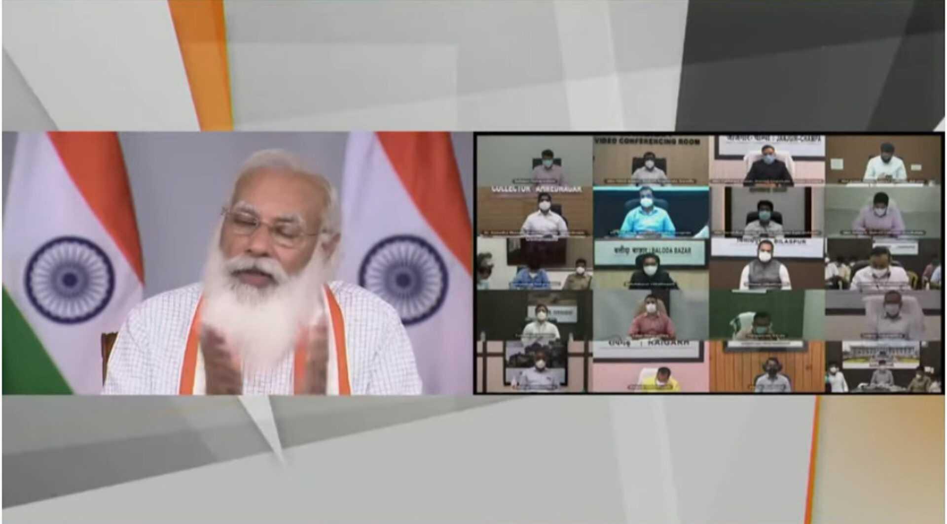 पंतप्रधानांनी बैठकीत कोणत्याच मुख्यमंत्र्याला बोलू दिले नाही, हा आमचा अपमान; पत्रकार परिषदेत ममतांनी व्यक्त केली नाराजी