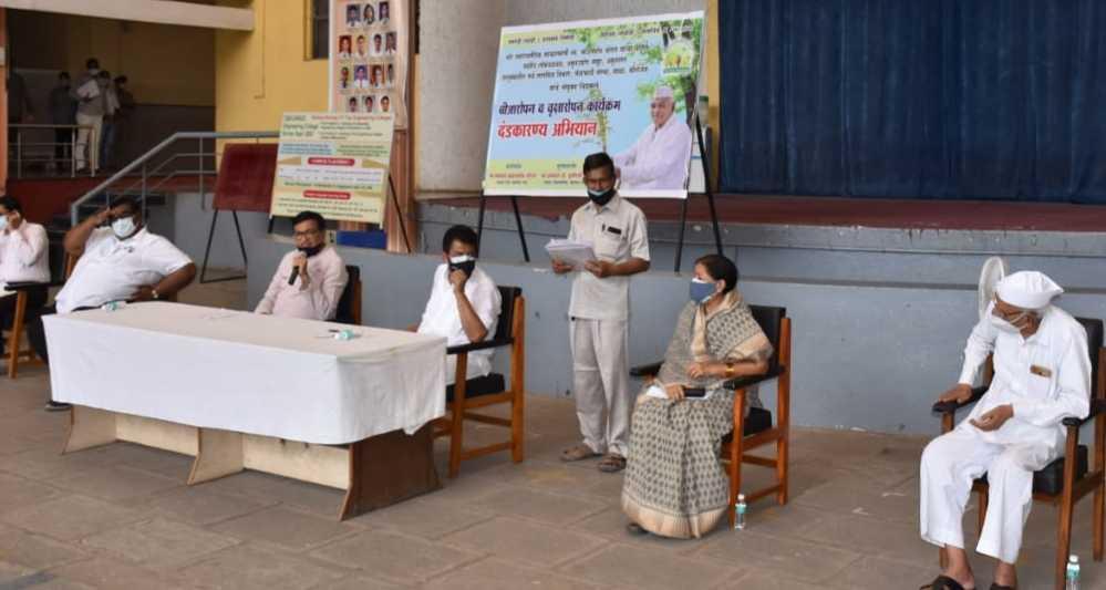 एक जुलैपासून दंडकारण्य अभियानास प्रारंभ – महसूलमंत्री बाळासाहेब थोरात