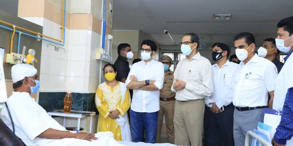 मालाड मालवणी इमारत दुर्घटना : मृतांच्या वारसांना ५ लाख रुपये, जखमींवर शासकीय खर्चाने उपचार
