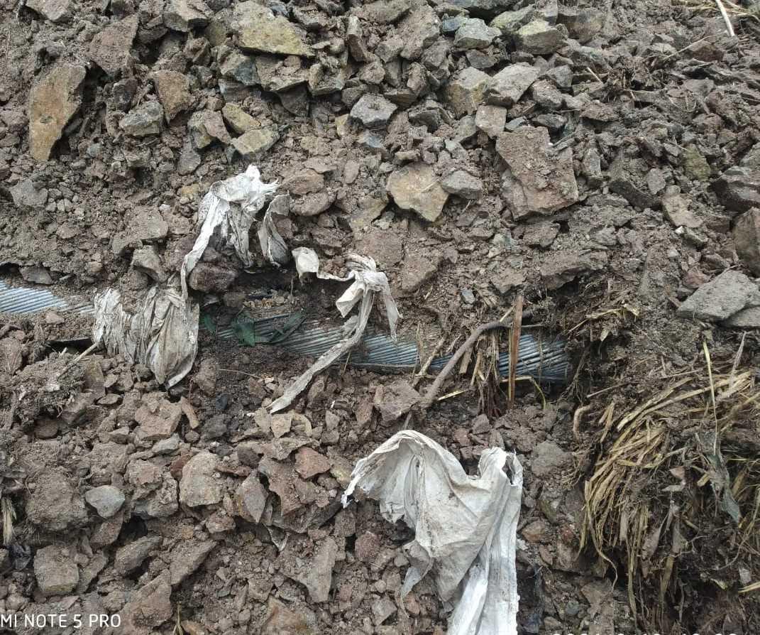 राष्ट्रीय महामार्गाच्या खोदकामामुळे आंबेगाव,कात्रज परिसरातील वीजपुरवठ्यामध्ये अडथळे