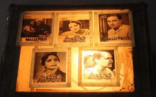 एनएफएआय ला मिळाला जुन्या, 30 ते 50 च्या दशकातील अधिक तेलगू चित्रपटांच्या 450 काचेच्या स्लाइड्सचा दुर्मिळ खजिना