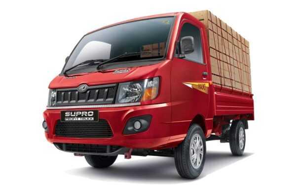 महिंद्राने सादर केली नवी सुप्रो प्रॉफिट ट्रक श्रेणी