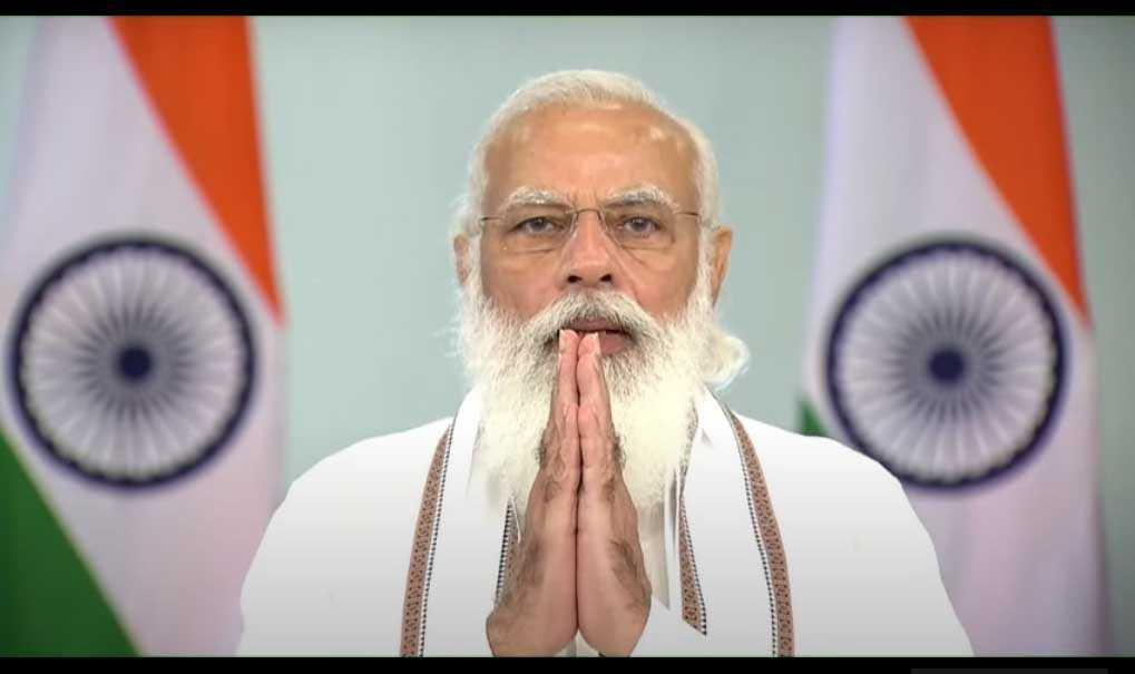 पंतप्रधानांनी e-RUPI डिजिटल पेमेंट सुविधेचा केला प्रारंभ