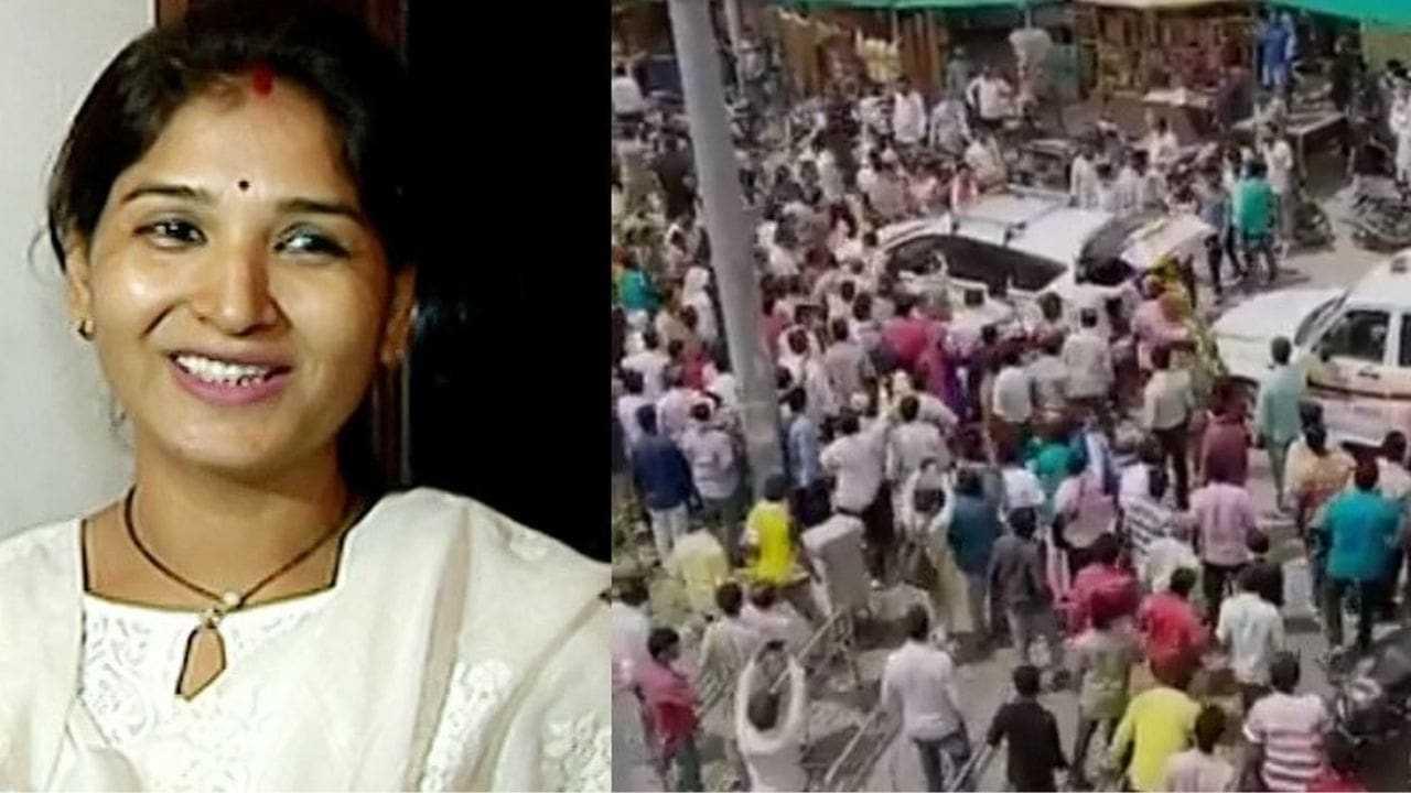 करुणा शर्मा यांच्या समर्थनात आता भाजप रस्त्यावर उतरणार; भाजप करणार आंदोलन