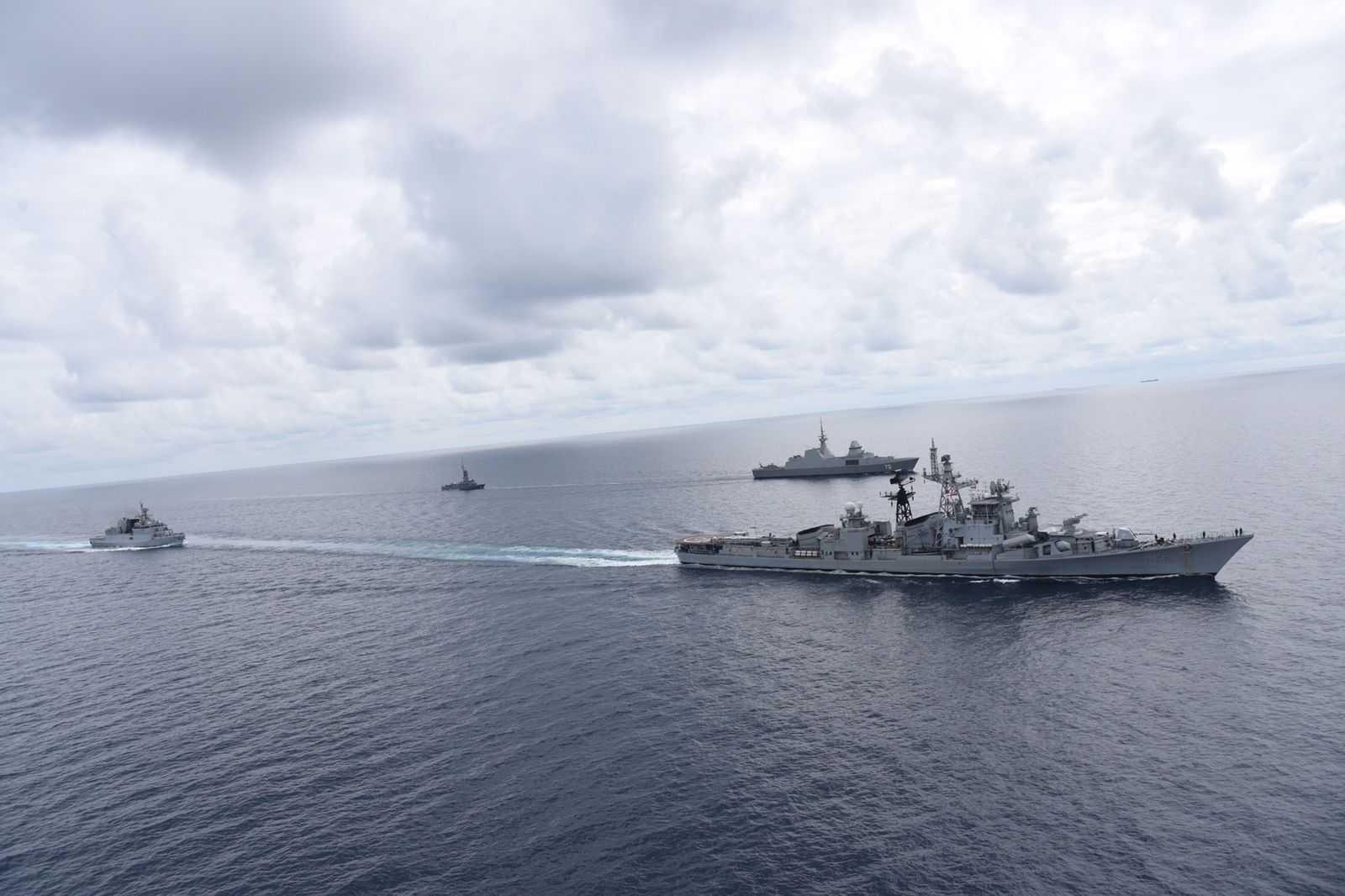 भारत-सिंगापूर यांच्यातील द्विपक्षीय संयुक्त सागरी युद्धाभ्यास 'सिंबेक्स'चे 28 वे सत्र संपन्न