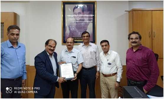 भारती विद्यापीठ आयएमइडीचे चार सहकार्य करार