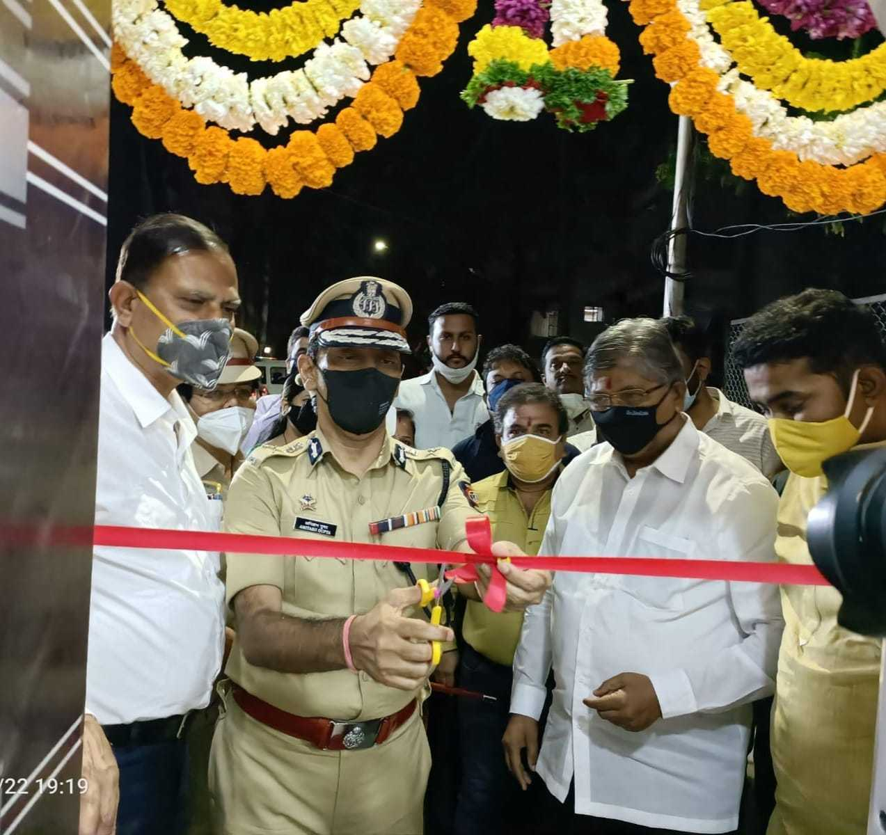 भाजपा सरकारच्या काळात महाराष्ट्रात पोलिसांचा दबदबा : आ. चंद्रकांतदादा पाटील