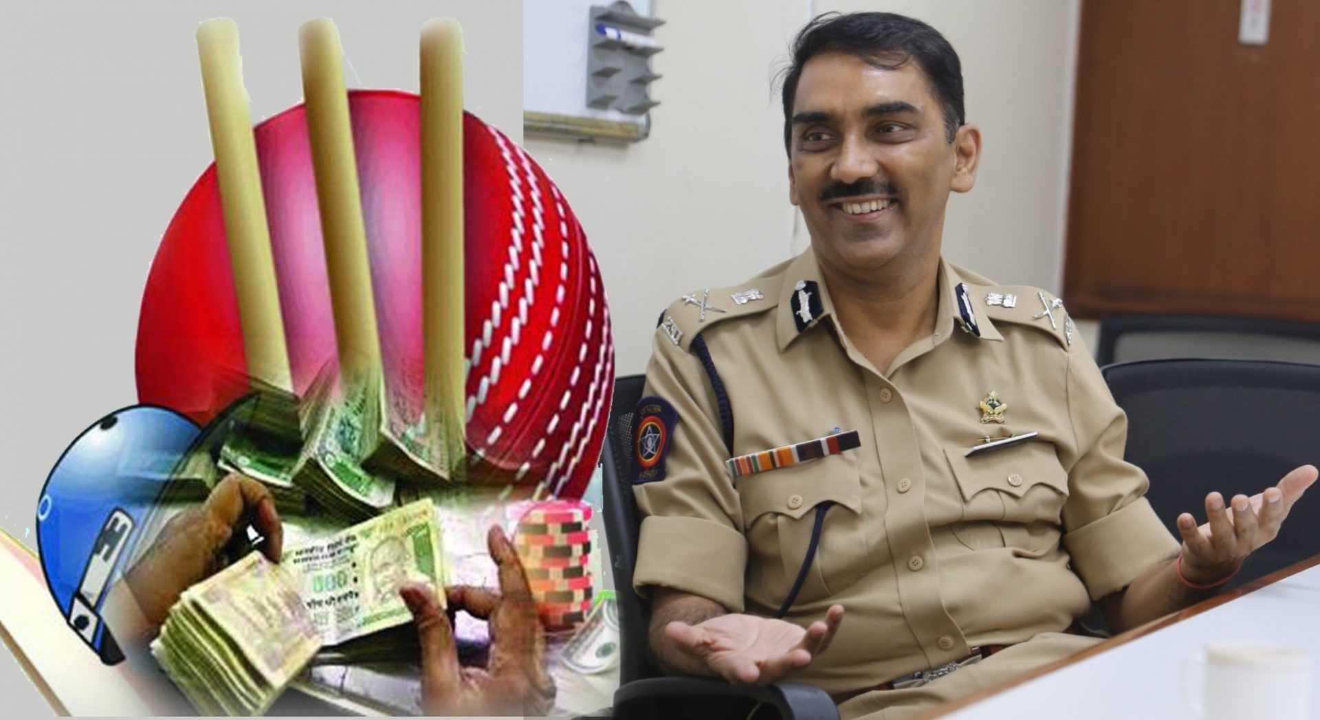 सट्टाकिंग भुतडा -जैन यांना अटक: एक कोटी रुपये रोकड जप्त-पुणे पोलिसांची कारवाई
