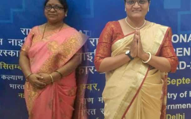 महाराष्ट्रातील दोन परिचारिकांना राष्ट्रीय 'फ्लॅोरेन्स नाइटिंगेल' पुरस्कार