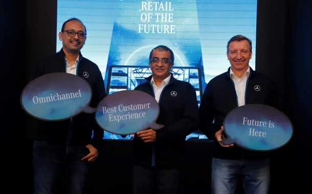 मर्सिडीझ-बेंझ इंडिया भारतात सुरु करत आहे  'थेट ग्राहकाला' विक्री मॉडेलची सुरुवात