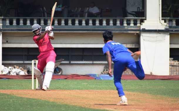 दोशी इंजिनियर्स करंडक आंतरक्लब 25 वर्षांखालील निमंत्रित क्रिकेट स्पर्धेत मेट्रो क्रिकेट क्लब संघाची शानदार सुरुवात