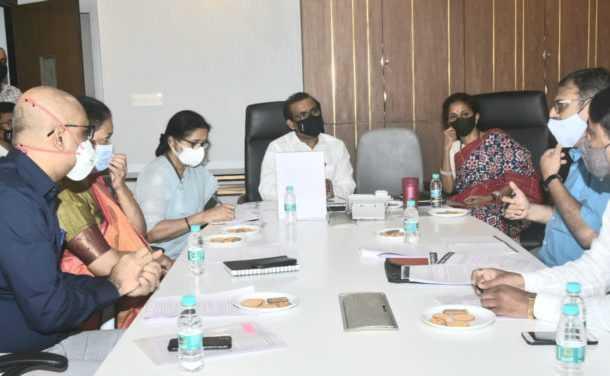 कोविड बिलांचे लेखापरीक्षण गतीने करण्यासाठी कार्यवाही करा – सार्वजनिक आरोग्यमंत्री राजेश टोपे
