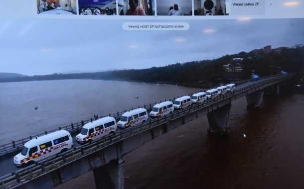 रत्नागिरीतील रिक्त जागा लवकरच भरणार – आरोग्य मंत्री राजेश टोपे